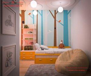 Элитный дизайн дома в ЖК «Риверсайд (Riverside)»