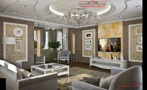 Элитный дизайн дома - ЖК «Смольный парк»