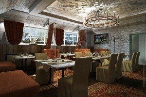 Дизайн ресторана в СПб