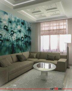 Дизайн интерьера квартиры - элитный