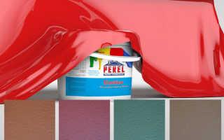 Резиновая краска все тонкости выбора и применения