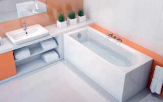 Польские ванны Cersanit преимущества и недостатки