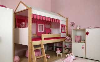 Необычные детские кровати оригинальные дизайнерские решения