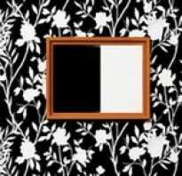 Черные обои в интерьере комнат
