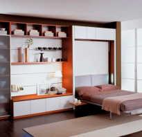 Детская кроватьтрансформер – идеальный вариант для малогабаритной квартиры