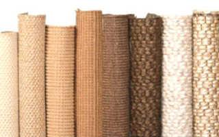 Что такое циновка и ее использование в интерьере