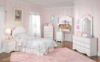 Ковры в детскую комнату для девочек особенности выбора