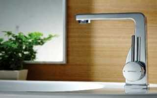 Немецкие смесители для ванной выбор и характеристики