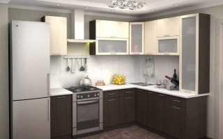 Угловые шкафы на кухню виды и особенности выбора