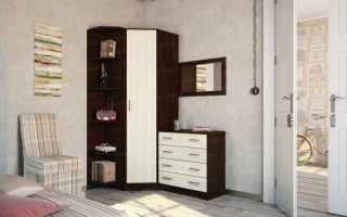 Угловой шкаф виды и характеристики